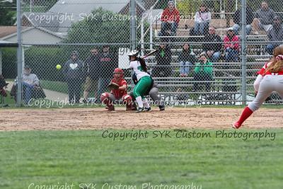 WBHS Softball at Canton South-48