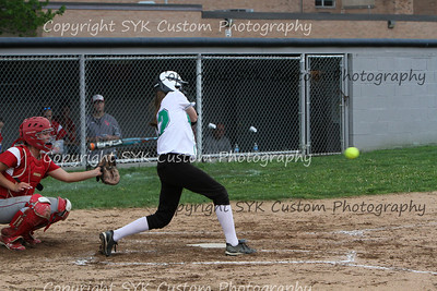WBHS Softball at Canton South-13