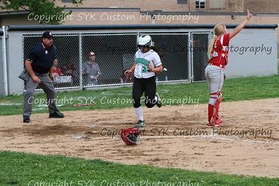 WBHS Softball at Canton South-36
