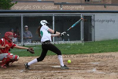 WBHS Softball at Canton South-14