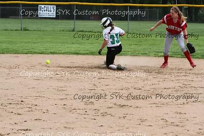 WBHS Softball at Canton South-38