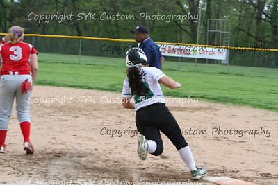 WBHS Softball at Canton South-17