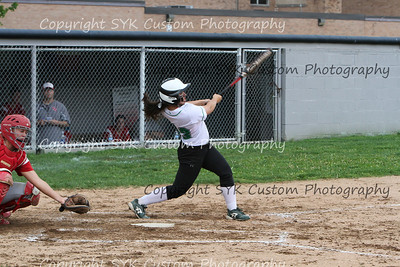 WBHS Softball at Canton South-16