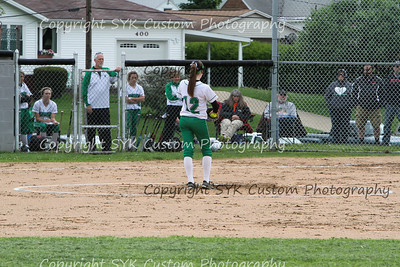 WBHS Softball at Canton South-42