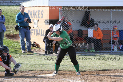 WBHS Softball at Marlington-94