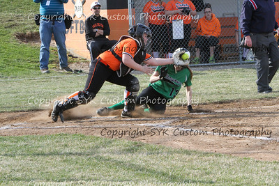 WBHS Softball at Marlington-67