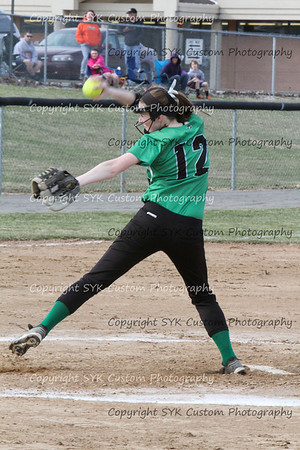 WBHS Softball at Marlington-42