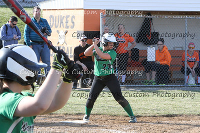 WBHS Softball at Marlington-77