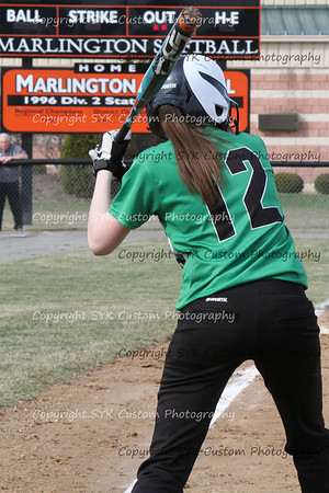 WBHS Softball at Marlington-37