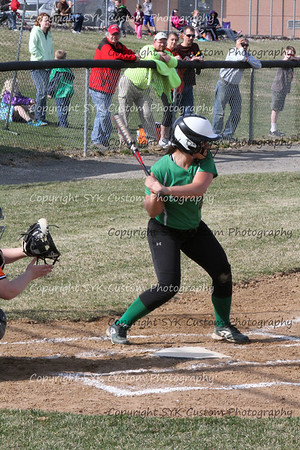 WBHS Softball at Marlington-2