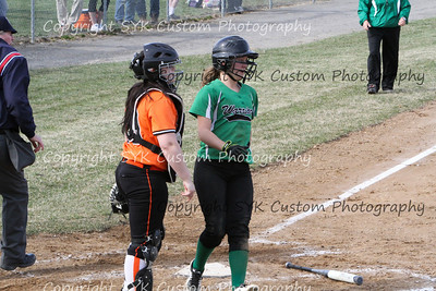 WBHS Softball at Marlington-33