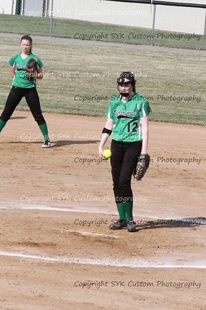 WBHS Softball at Marlington-26