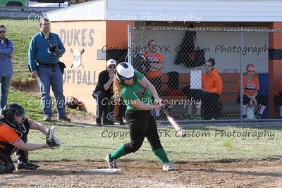 WBHS Softball at Marlington-95