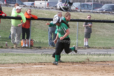 WBHS Softball at Marlington-45