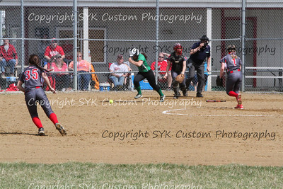 WBHS Softball at Northwest-124
