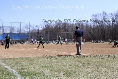 WBHS Softball at Northwest-68