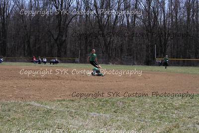 WBHS Softball at Northwest-75