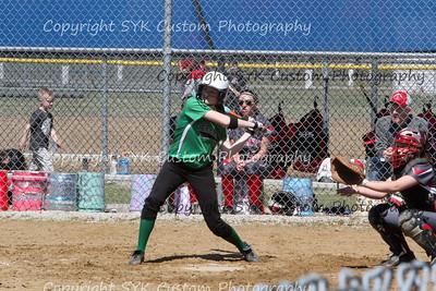 WBHS Softball at Northwest-40