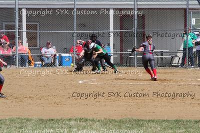 WBHS Softball at Northwest-123