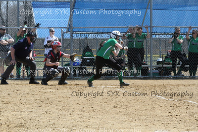 WBHS Softball at Northwest-2