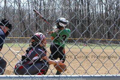 WBHS Softball at Northwest-57