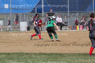 WBHS Softball at Northwest-224