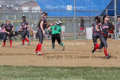 WBHS Softball at Northwest-227