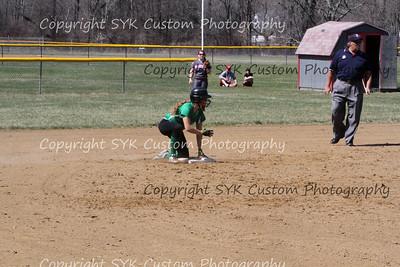 WBHS Softball at Northwest-25