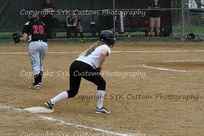 WBHS Softball vs Girard-12