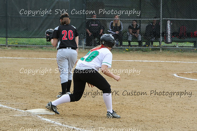 WBHS Softball vs Girard-3