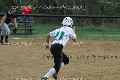 WBHS Softball vs Girard-48