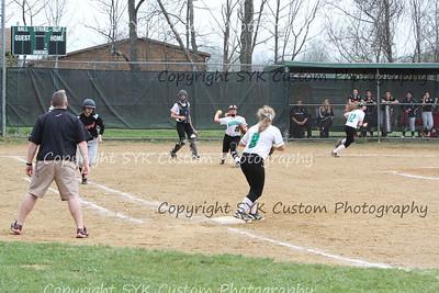 WBHS Softball vs Girard-40