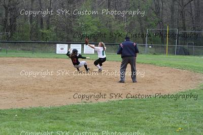 WBHS Softball vs Girard-8
