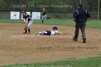 WBHS Softball vs Girard-14