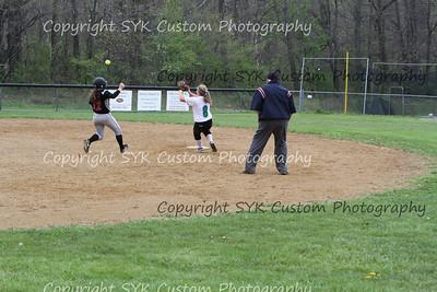 WBHS Softball vs Girard-6