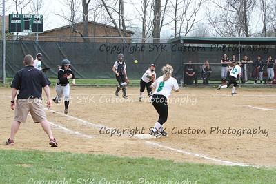 WBHS Softball vs Girard-41