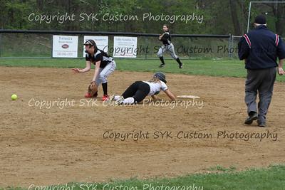 WBHS Softball vs Girard-13