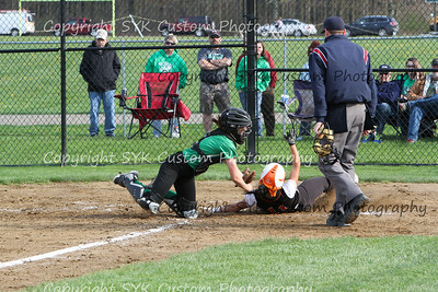 WBHS Softball vs Howland-45