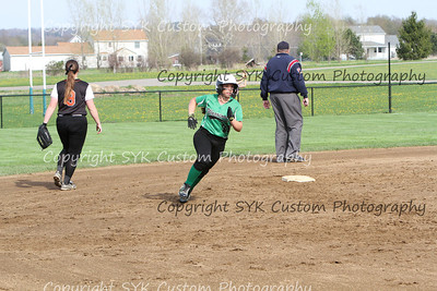 WBHS Softball vs Howland-13