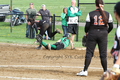WBHS Softball vs Howland-88