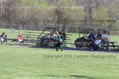 2014 WBHS Softball vs Labrae-4
