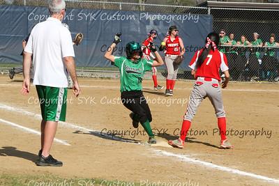 2014 WBHS Softball vs Labrae-33