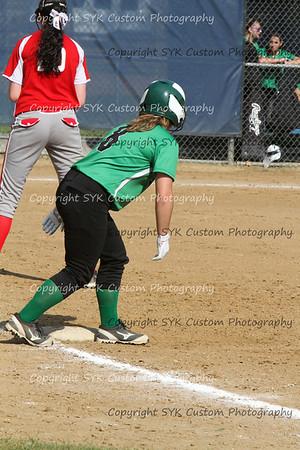 2014 WBHS Softball vs Labrae-11