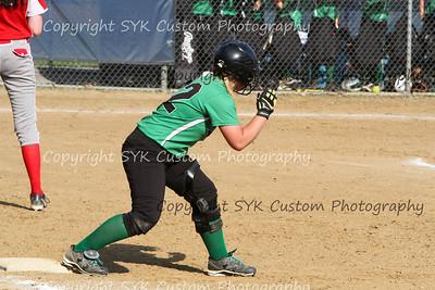 2014 WBHS Softball vs Labrae-32