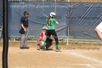 2014 WBHS Softball vs Labrae-48