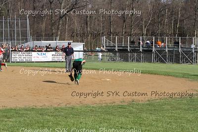 2014 WBHS Softball vs Labrae-86
