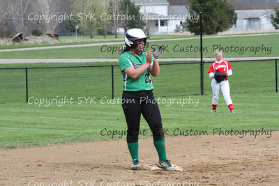 2014 WBHS Softball vs Minerva-40