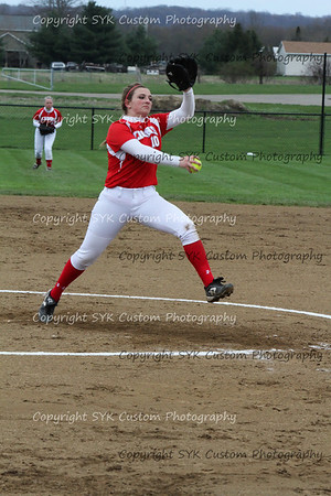 2014 WBHS Softball vs Minerva-43