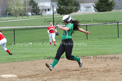 2014 WBHS Softball vs Minerva-33