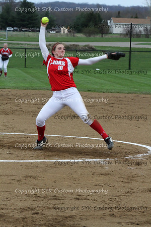 2014 WBHS Softball vs Minerva-44